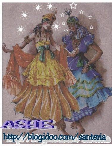 Fotolog de santeria - Foto - Oshun, Yemaya, Santeria, Las Dos Aguas: Oshun,yemaya,santeria,las Dos Aguas